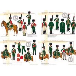 Les Chasseurs à cheval de la Garde Impériale, 1804-1815