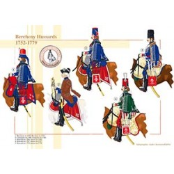 Bercheny Hussards, 1752-1779