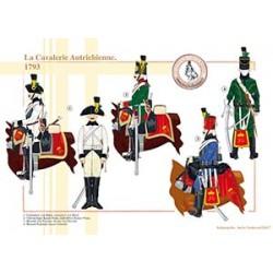 La Cavalerie Autrichienne, 1793