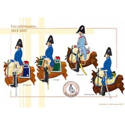 Les Vétérinaires, 1812-1815