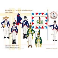 Infanterie et Cavalerie à St-Domingue, 1802-1803
