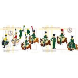 6ème Régiment de Chasseurs à cheval, 1806-1815