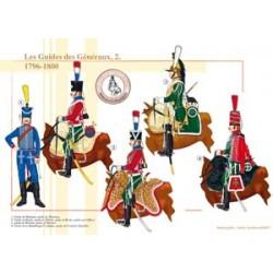 Les Guides des Généraux (2), 1796-1800
