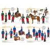 Les Chasseurs à Cheval, 1854-1871