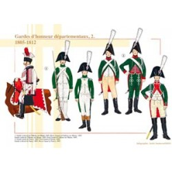 Departmental Honor Guard (2), 1805-1812