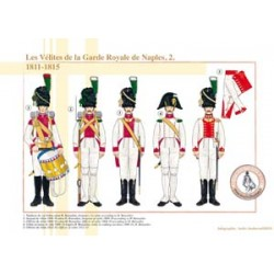 Les Vélites de la Garde Royale de Naples (2), 1811-1815