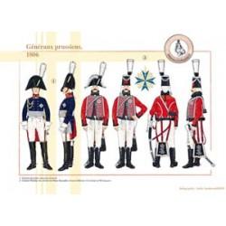 Preußische Generale, 1806