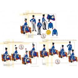 Das 1. Preußische Drachenregiment, 1808-1814