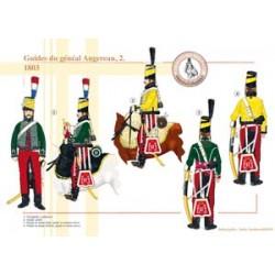 Guides du général Augereau (2), 1803