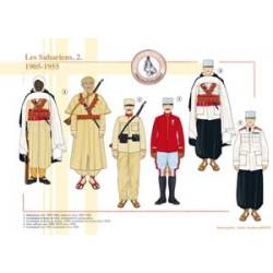 Die Saharaner (2), 1905-1955