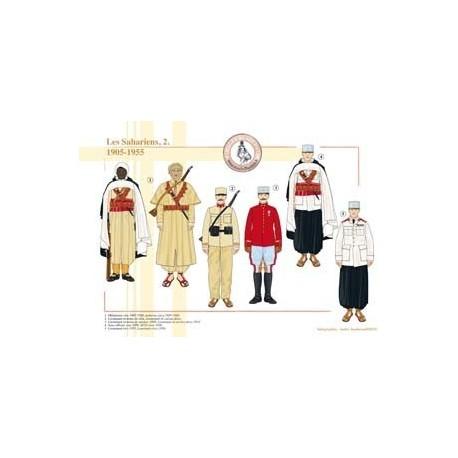 The Saharans (2), 1905-1955