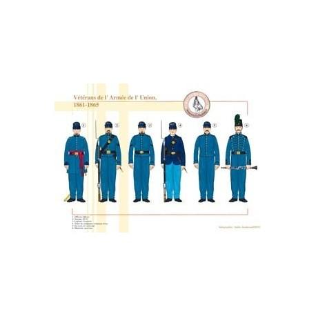 Vétérans de l'Armée de l'Union, 1861-1865