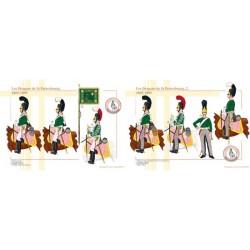 Die Drachen von St. Petersburg, 1805-1809