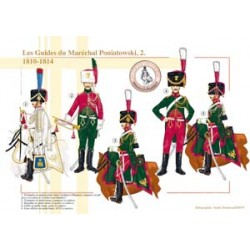 Les Guides du Maréchal Poniatowski (2), 1810-1814