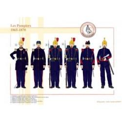Die Feuerwehrleute, 1865-1870