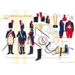 Der französische Karabiner, Uniform, Bewaffnung und Ausrüstung, 1806
