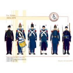 Das französische Genie, 1854-1870
