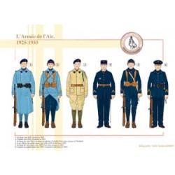 L'Armée de l'Air, 1925-1933