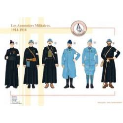 Militärseelsorger, 1914-1918