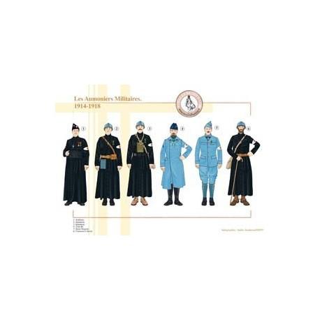 Les Aumôniers Militaires, 1914-1918