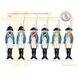 Die Legionen der Abteilung Reserve (2), 1805