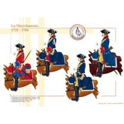 La Maréchaussée, 1735-1760