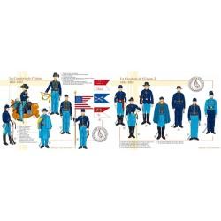 La Cavalerie de l'Union, 1861-1865