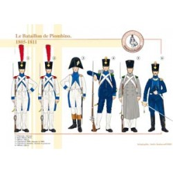 The Piombino Battalion, 1805-1811