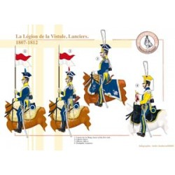 The Legion of the Vistula, Lancers, 1807-1812