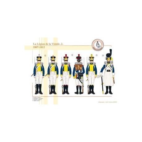 The Legion of the Vistula (2), 1807-1812
