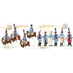 Le 3ème Régiment de Hussards, 1804-1812