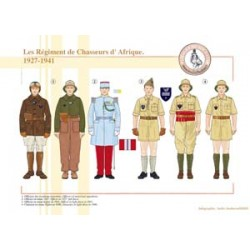 The African Hunter Regiments, 1927-1941
