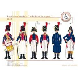 Die Grenadiere der Garde des Königs von Neapel (2), 1812