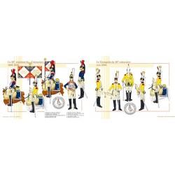 Le 10ème régiment de Cuirassiers, 1805-1810