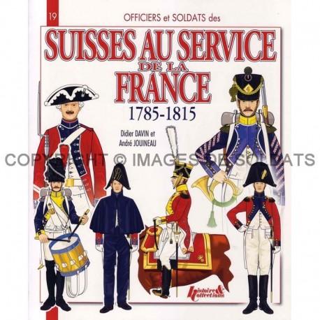 Suisses au service de la France, 1785-1815