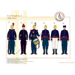 The French Firemen (3), 1890-1914