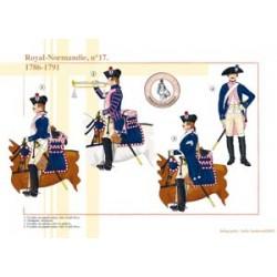 Royal-Normandie, Nr. 17, 1786-1791