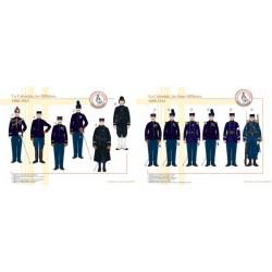 La Coloniale, les Officiers et les Sous-Officiers, 1880-1914