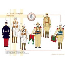 The French Foreign Legion, 1920-1935