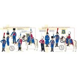 Les Trompettes de l'Artillerie à Cheval de la Garde Impériale, 1804-1815