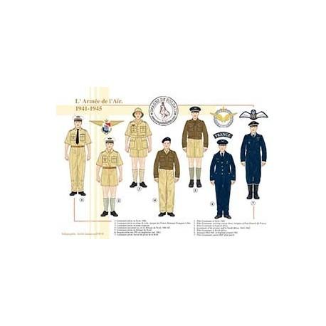 L'Armée de l'Air, 1941-1945