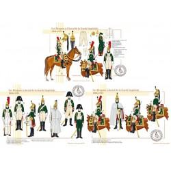Les Dragons à Cheval de la Garde Impériale, 1806-1815
