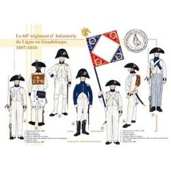 Le 66e régiment d'Infanterie de Ligne en Guadeloupe, 1807-1810