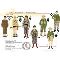 La Légion Etrangère en Extrême-Orient, 1946-1954