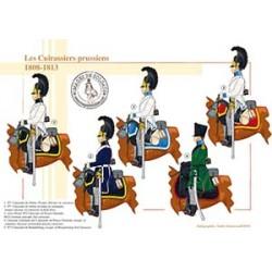 Les Cuirassiers Prussiens, 1808-1813