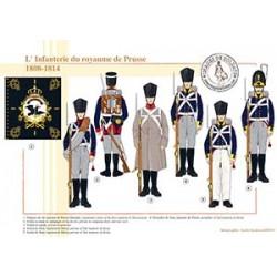L'Infanterie du royaume de Prusse, 1808-1814