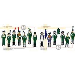 La Légion Italique vers 1799-1800