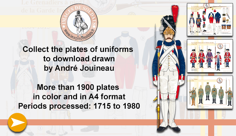 The plates of uniforms to download
