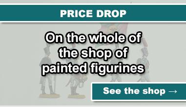 Baisse des prix du rayon figurines 2020