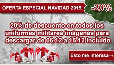 ofertas especiales en Diciembre